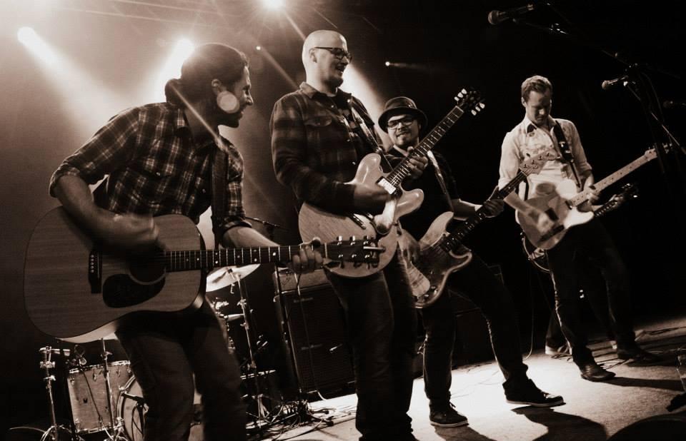 Musik på Torvene med Creedence Tribute