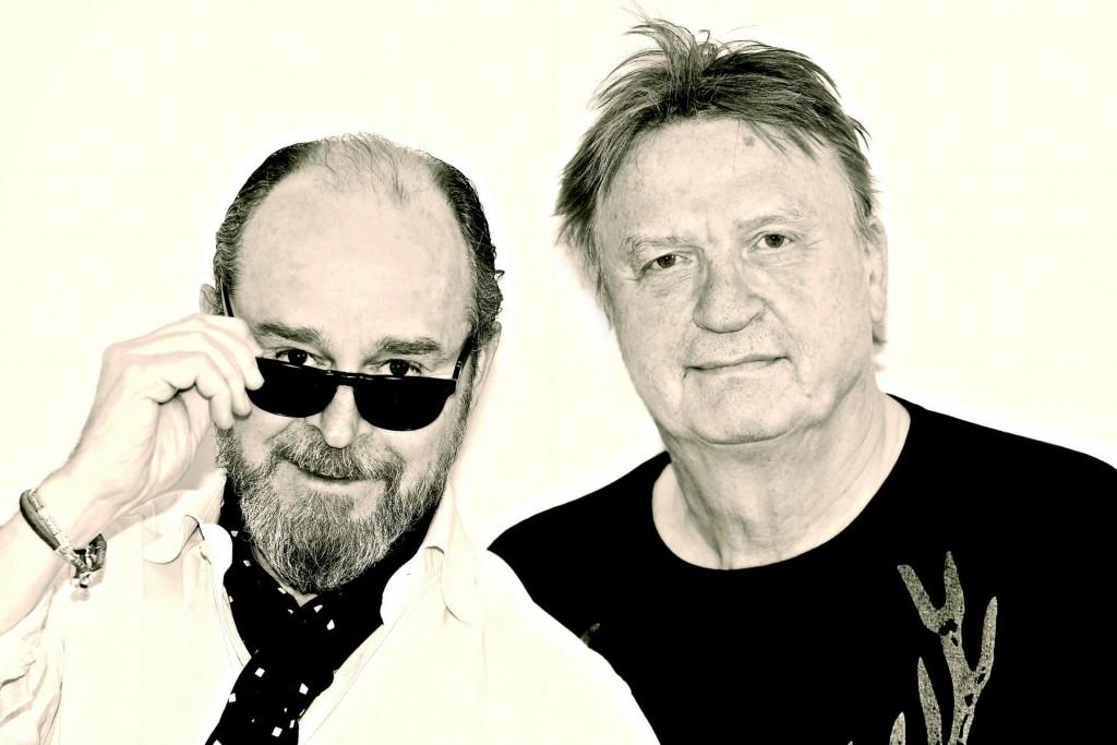 Henrik Strube & Pete Repete