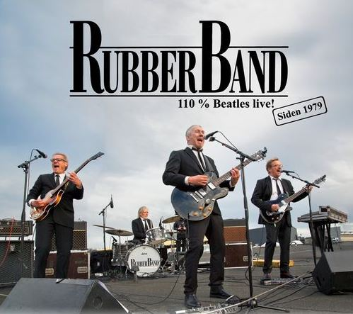 Beatles aften med Rubberband